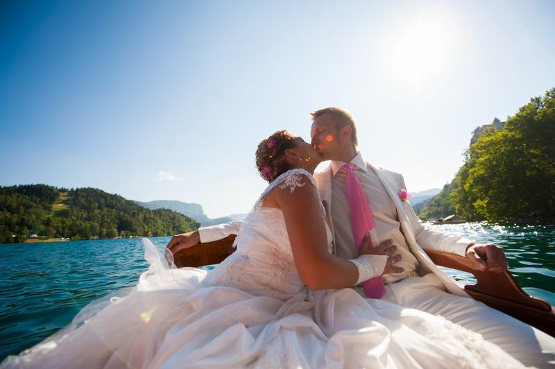 poroka na bledu