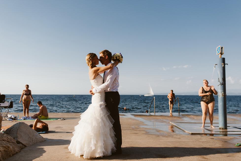 Poroka v Piranu